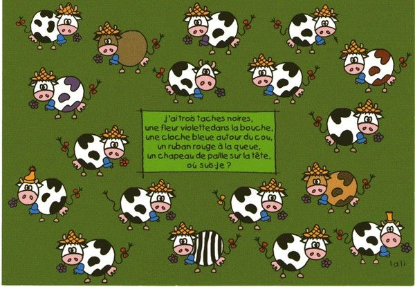 Cherchez la vache - Salon de l agriculture invitation gratuite ...